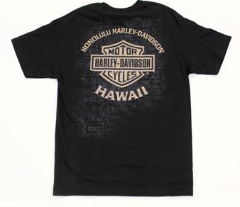 Tapa Shield Harley-Davidson T-shirt