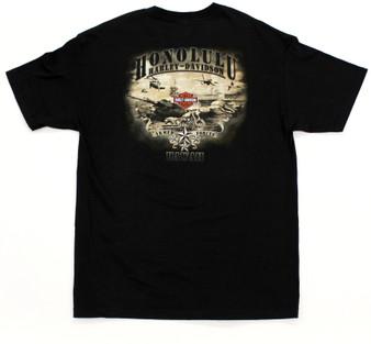 Armed Forces Harley-Davidson T-shirt