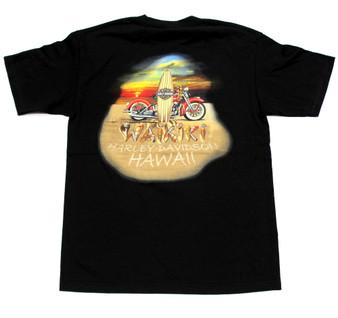 Harley-Davidson® Waikiki Surfboard T-shirt