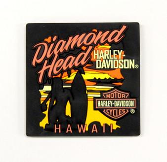 Alani Kai Harley-Davidson Magnet