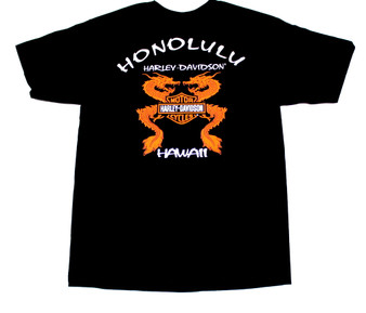 Harley-Davidson® Double Dragon Tee (available in S, 2X, 3X)