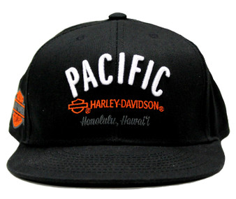 Pacific High Road Harley-Davidson Hat