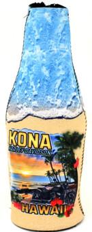 Kona Beach Harley-Davidson Bottle Koozie