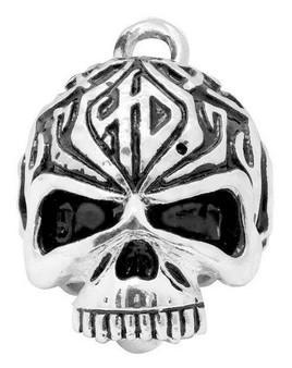 Tribal Skull Harley-Davidson Ride Bell