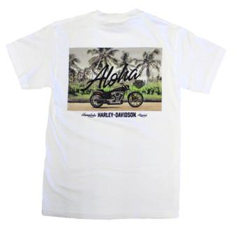 Palm Parking Harley-Davidson T-shirt