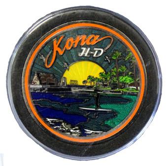 Kona Sun Harley-Davidson Challenge Coin