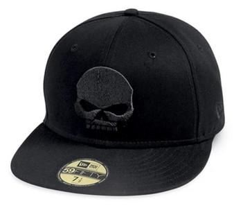 59FIFTY Skull Harley-Davidson Baseball Cap