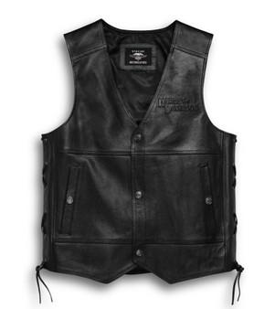 Harley-Davidson® Tradition II Leather Vest