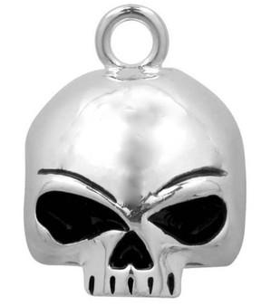 Round Willie G Skull Harley-Davidson Ride Bell
