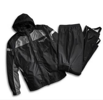 Harley-Davidson® Full Speed Winged Reflective Rain Suit Set