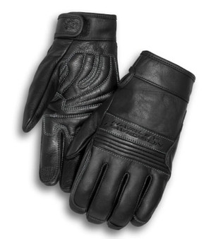 Tailgater Harley-Davidson Full-Finger Gloves