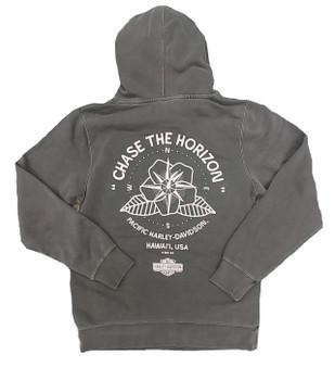 Harley-Davidson® Chase The Horizon Hooded Grey