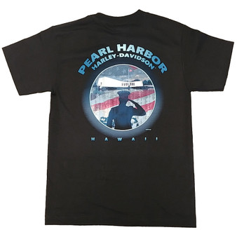 Harley-Davidson® Honor Pearl Harbor