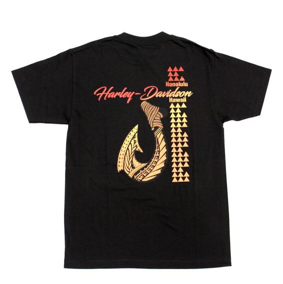 Harley-Davidson® Makau Black T-shirt