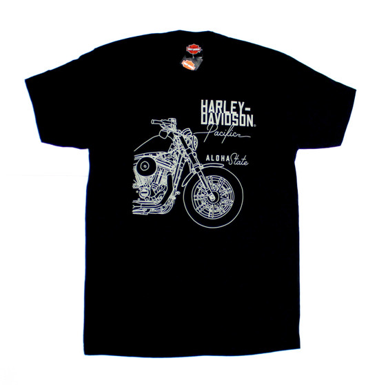 Line Up Harley-Davidson T-shirt