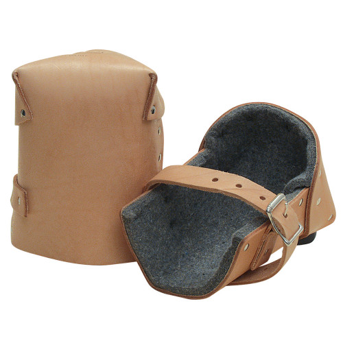 KNEE PAD LEATHER