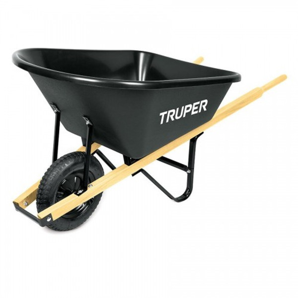 WHEELBARROW METAL BLACK