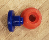 Ford F-350 FA1KIT™ Transmission Shift Lever / Linkage Replacement Bushing Kit includes one bushing and one installation tool.