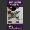 Chrysler Sebring shift bushing repair for transmission cable