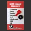 Chrysler 200 shift bushing repair for transmission cable