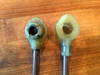 Chevrolet P30  shift cable repair kit fits in this cable style
