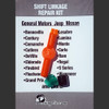 Pontiac Grand Am bushing repair kit