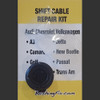 Pontiac Firebird shift cable repair kit