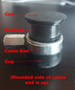 Fiat 500 manual transmission transmission cable repair