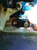 Lexus NX300h shifter cable bushing