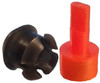 Ford F550 Super Duty shift bushing repair for transmission cable