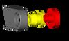 Dodge Caliber Transfer Case shifter cable bushing