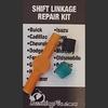 Cadillac EXT Transmission Shift Cable Bushing Repair Kit