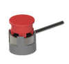 Chevrolet Spark shift cable repair kit includes custom molded bushing for each of the manual transmission shift cables.
