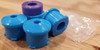 MM1Kit is a Chrysler, Dodge, Plymoth and other Mopar Manual Transmission Shift Cable replacement bushing set.