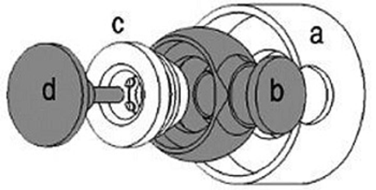 Saturn Astra Shift Cable Bushing