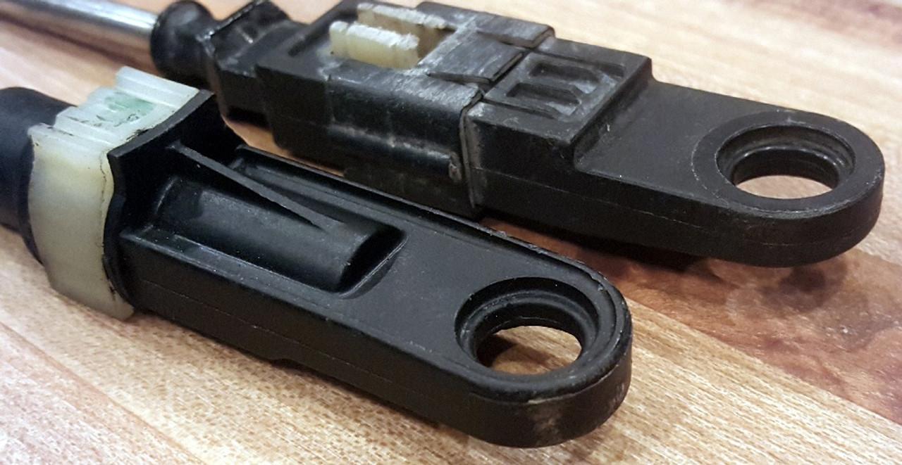 Buick LaCrosse transmission shift bushing repair kit: cable end example