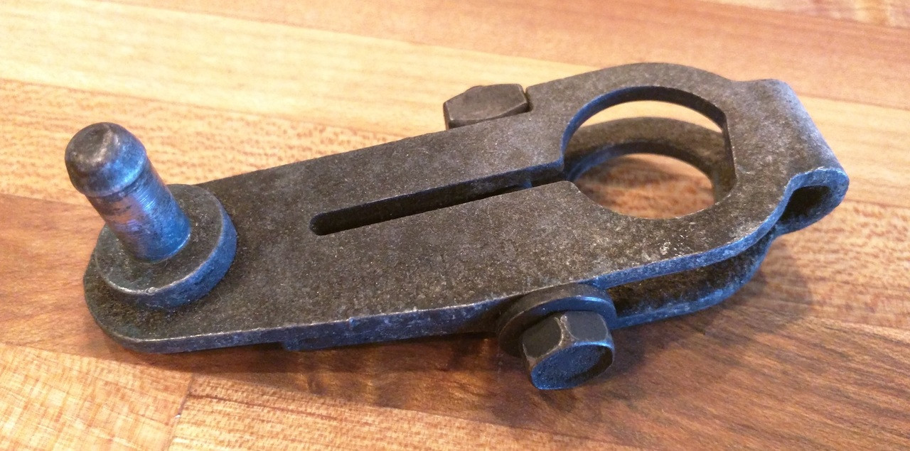 Mazda 3 shift cable lever