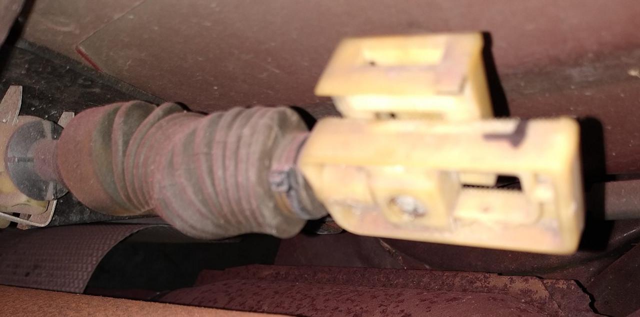 Thunderbird cable end.