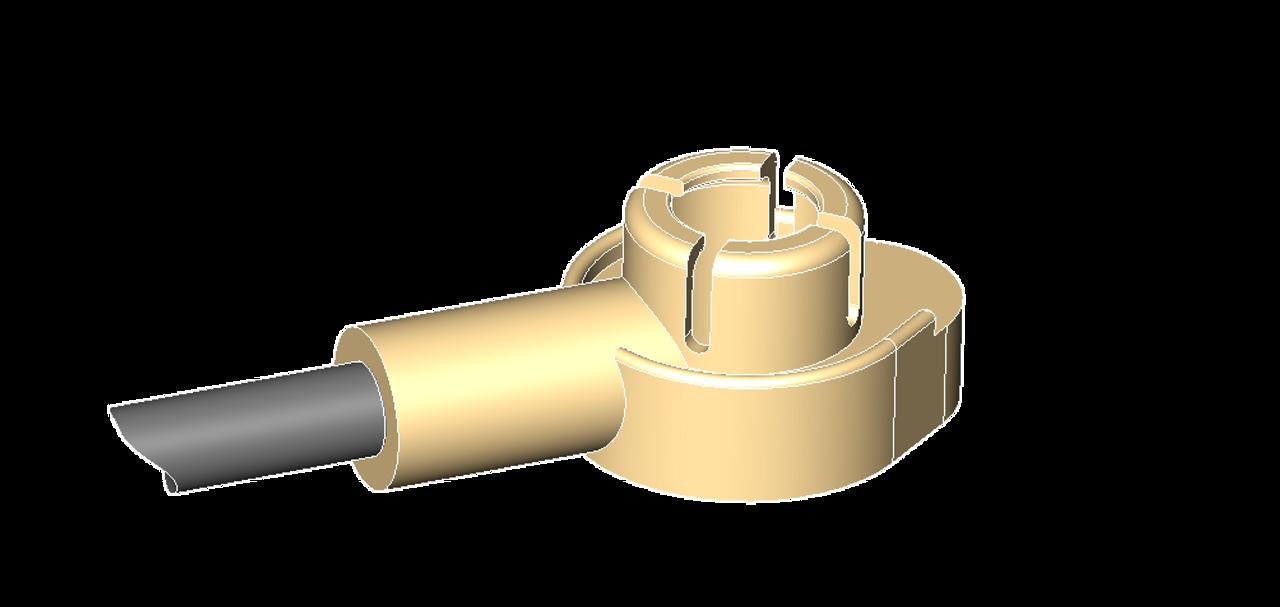 Cadillac Fleetwood transmission linkage bushing replacement