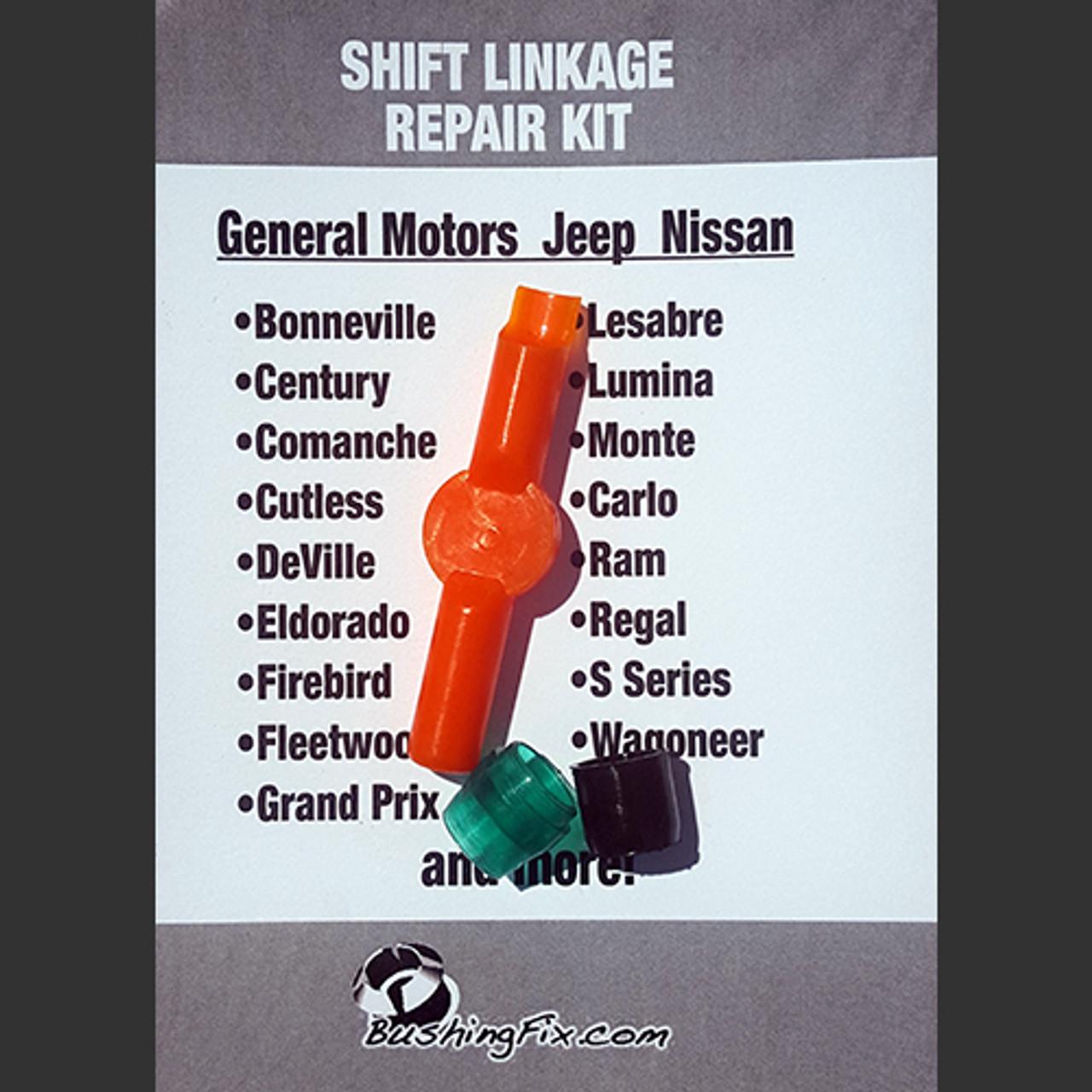 Pontiac J2000 bushing repair kit