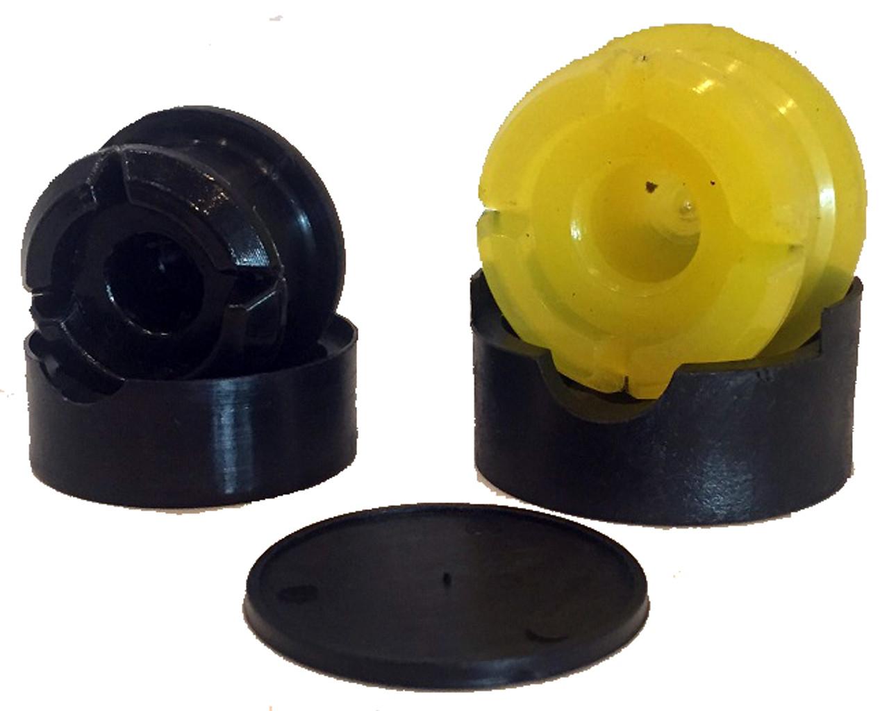 Mini Cooper manual transmission shift cable bushing
