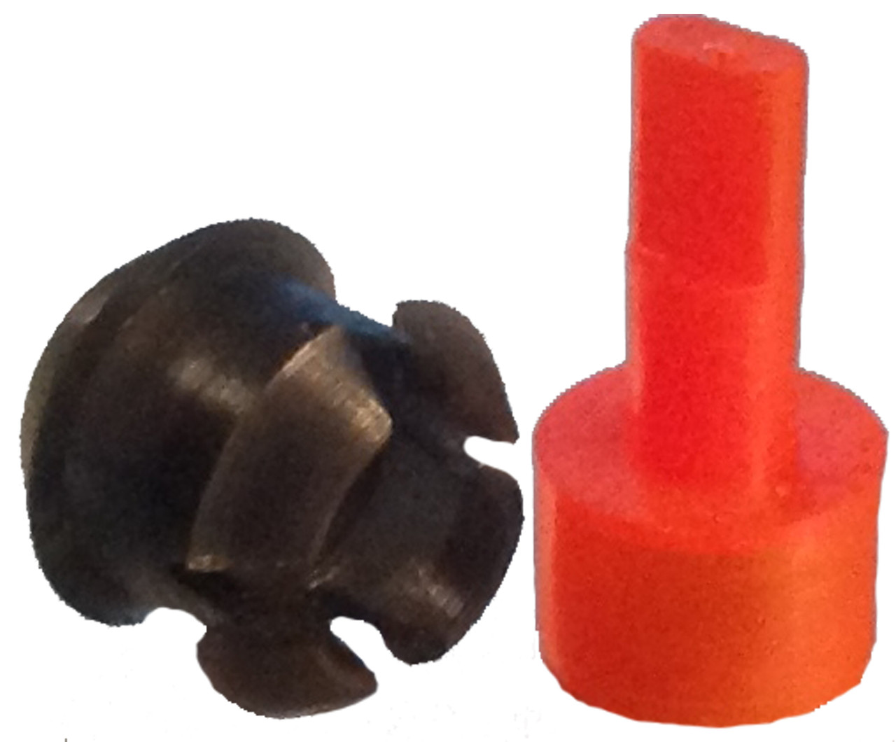 Ford F350 Super Duty shift bushing repair for transmission cable