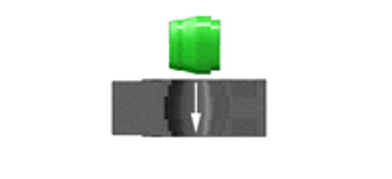 Cadillac EXT Transmission Shift Cable Bushing Repair Kit  step 1
