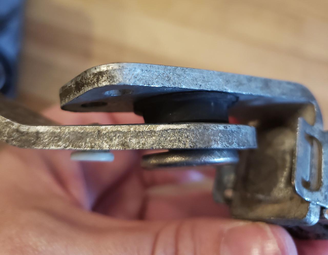 Cadillac STS-V shifter rod replacement bushing repair kit