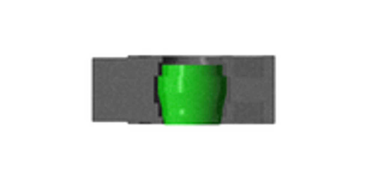 GMC Savana 2500 Transmission Shift Cable Bushing Repair Kit step 3
