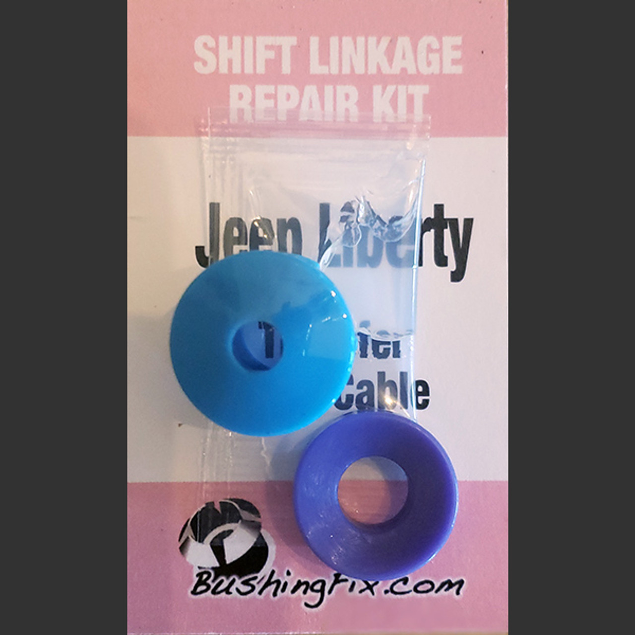 JL1Kit Transfer case cable bushing replacement kit
