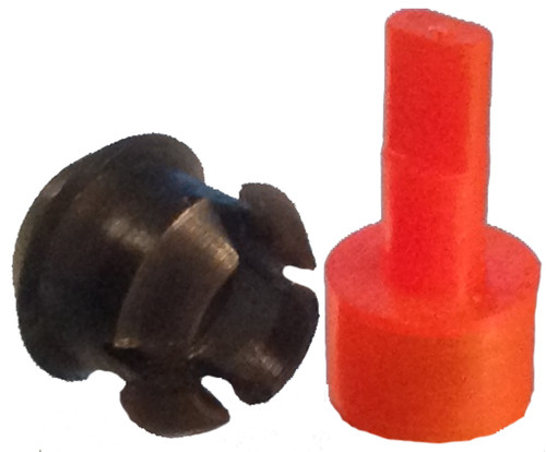 Chevrolet Malibu transmission bushing and installation tool
