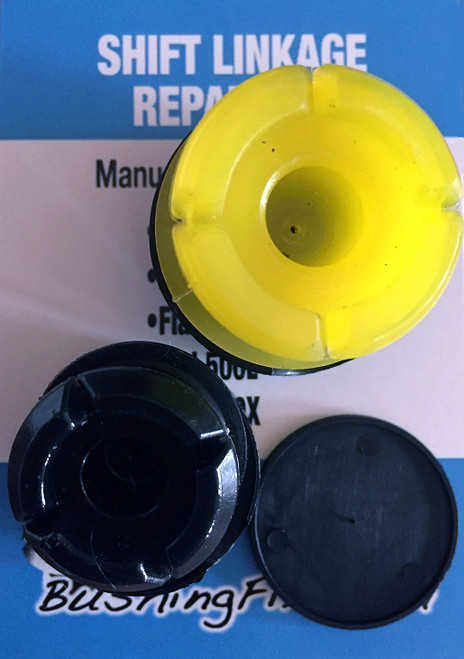 Fiat 500X manual transmission shift cable bushing