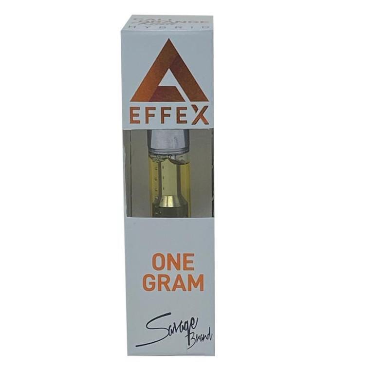 Cali Orange Kush Delta 8 THC Cartridge is second to none! The Cali Orange Kushstrain presents a primarily clearheaded, and mellow euphoria. Feelings of calm settle in quickly, accompanied by an elevation of the senses. Cerebral without being too intense.