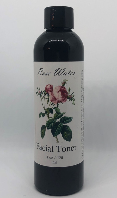 rosewater facial astringent